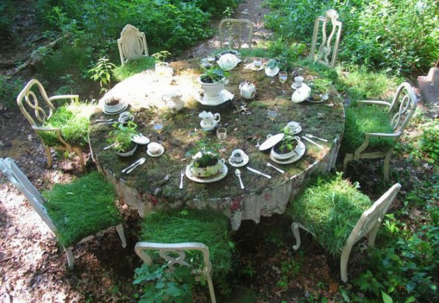 19 of The Worlds Best Ways to Repurpose Old Furniture in Your Garden homesthetics backyard landscaping (11)