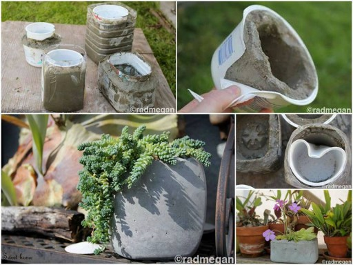 21 DIY Inspiring Ideas for Planters For Happy Plants | title