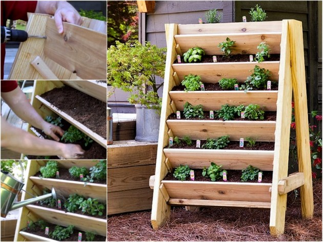 21 DIY Inspiring Ideas for Planters That Will Make Your Plants Happy homesthetics decor (10)