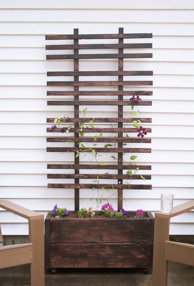 21 DIY Inspiring Ideas for Planters That Will Make Your Plants Happy homesthetics decor (11)