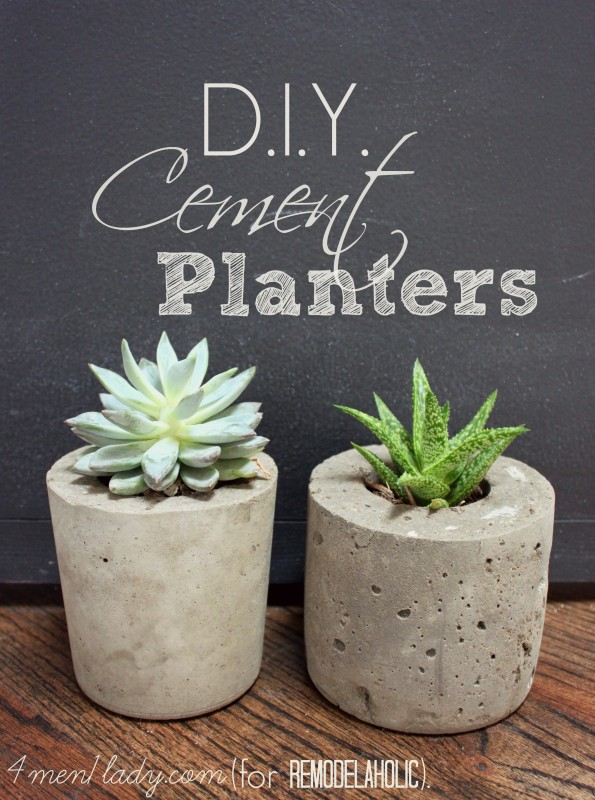 21 DIY Inspiring Ideas for Planters That Will Make Your Plants Happy homesthetics decor (14)