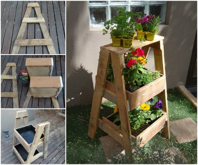 21 DIY Inspiring Ideas for Planters That Will Make Your Plants Happy homesthetics decor (15)