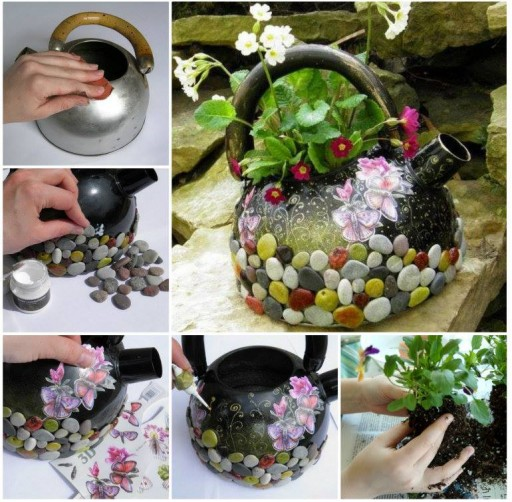 21 DIY Inspiring Ideas for Planters That Will Make Your Plants Happy homesthetics decor (18)
