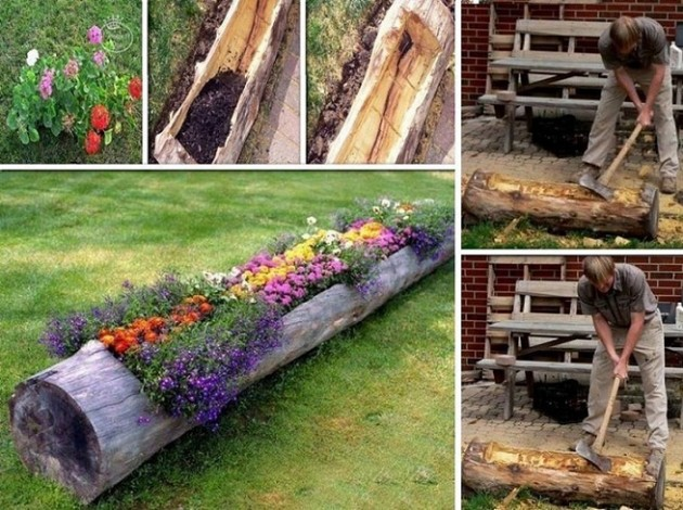 21 DIY Inspiring Ideas for Planters That Will Make Your Plants Happy homesthetics decor (19)