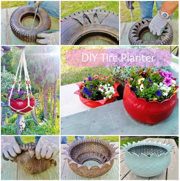 21 DIY Inspiring Ideas for Planters That Will Make Your Plants Happy homesthetics decor (3)