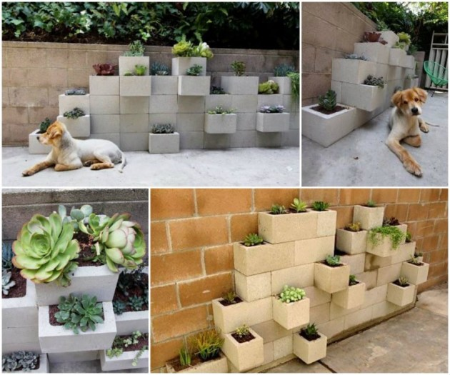 21 DIY Inspiring Ideas for Planters That Will Make Your Plants Happy homesthetics decor (9)