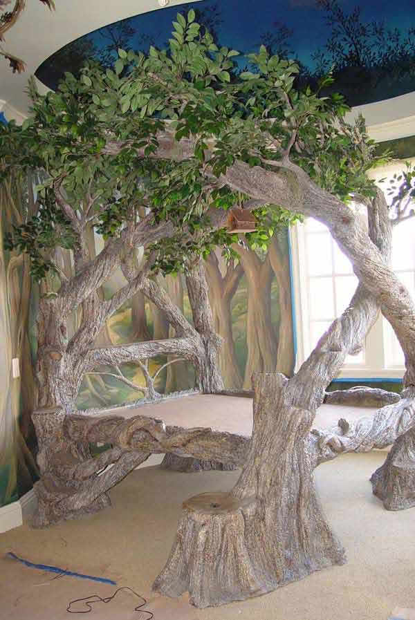 21 Mindbogglingly Beautiful Fairy Tale Bedrooms For Kids