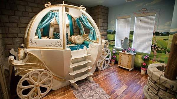 beautiful bedrooms for kids. 21 Mindbogglingly Beautiful Fairy Tale Bedrooms for Kids to Realize  homesthetics children bedrooms decor 19