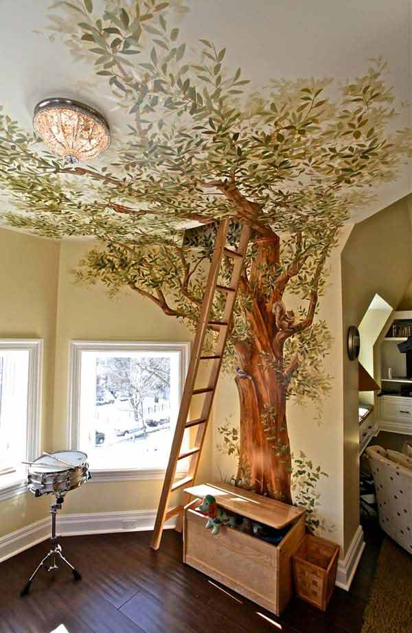 Fairy Themed Bedroom Decorations: 21 Mindbogglingly Beautiful Fairy Tale Bedrooms For Kids