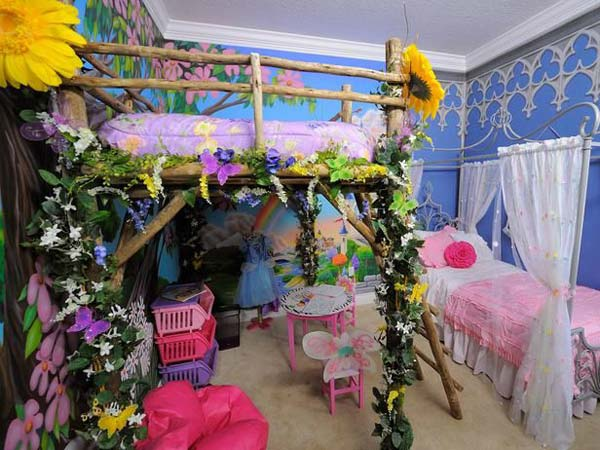 beautiful bedrooms for kids. 21 Mindbogglingly Beautiful Fairy Tale Bedrooms for Kids to Realize  homesthetics children bedrooms decor 8