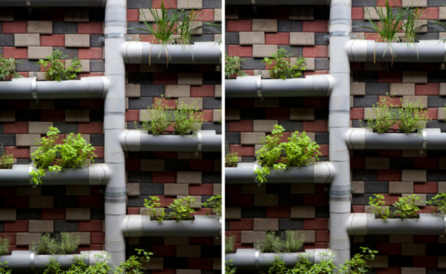 21 Simply Beautitful DIY Vertical Garden Projects That Will Transform Your Design homesthetics design (1)