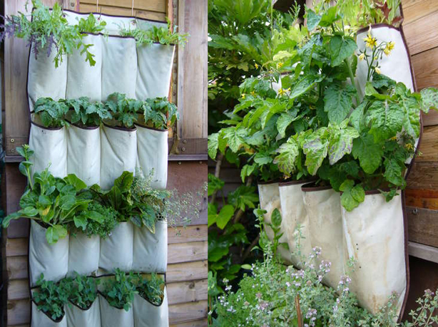 21 Simply Beautitful DIY Vertical Garden Projects That Will Transform Your Design homesthetics design (19)