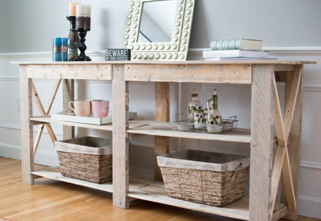 22 Simply Clever Homemade Pallet Furniture Designs To Start Right Now homesthetics wooden pallets diy projects (2)