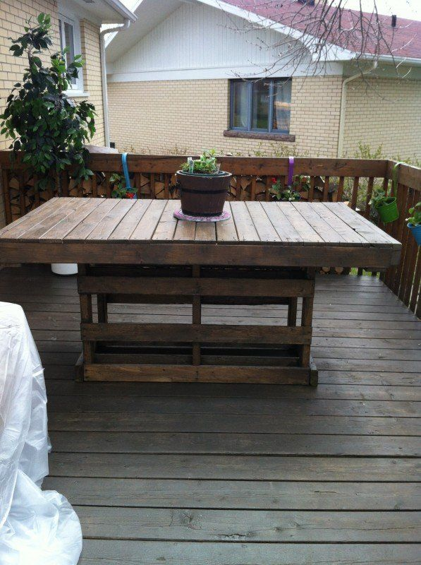 27 Of The Worlds Best Ways To Transform Old Pallets Into Outdoor