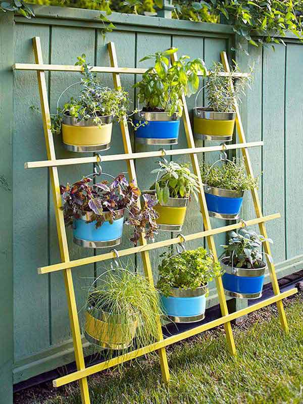 28 Ways to Accesorize Your Household With Creative DIY Hanging Planters homesthetics greenery (10)