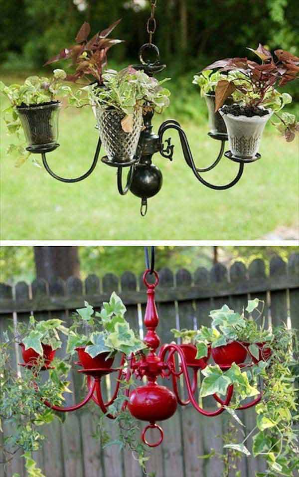 28 Ways to Accesorize Your Household With Creative DIY Hanging Planters homesthetics greenery (19)