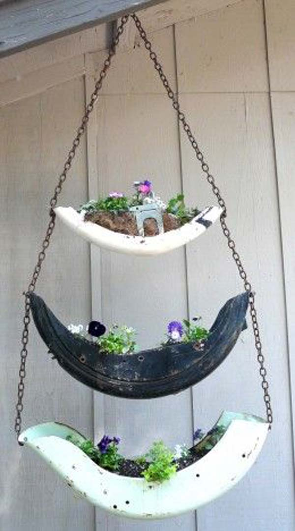 28 Ways to Accesorize Your Household With Creative DIY Hanging Planters homesthetics greenery (21)