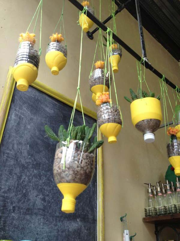 28 Ways to Accesorize Your Household With Creative DIY Hanging Planters homesthetics greenery (4)