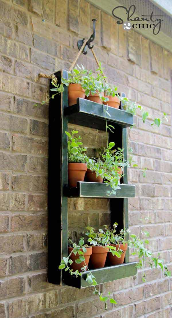 28 Ways to Accesorize Your Household With Creative DIY Hanging Planters homesthetics greenery (7)