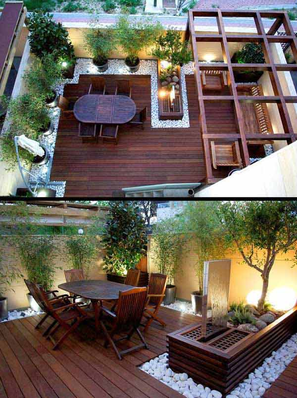 31 Creative Touches to Prepare Your Patio for Summer - homesthetics decor (11)