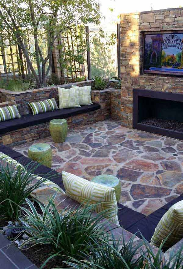 31 Creative Touches to Prepare Your Patio for Summer - homesthetics decor (16)