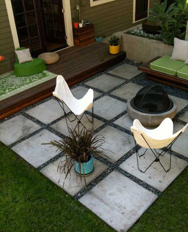 Elegant 31 Creative Touches To Prepare Your Patio For Summer   Homesthetics Decor  (2)