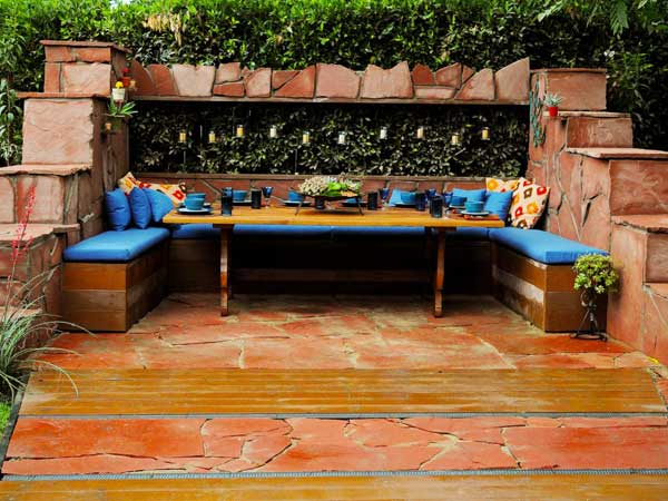 31 Creative Touches to Prepare Your Patio for Summer - homesthetics decor (29)