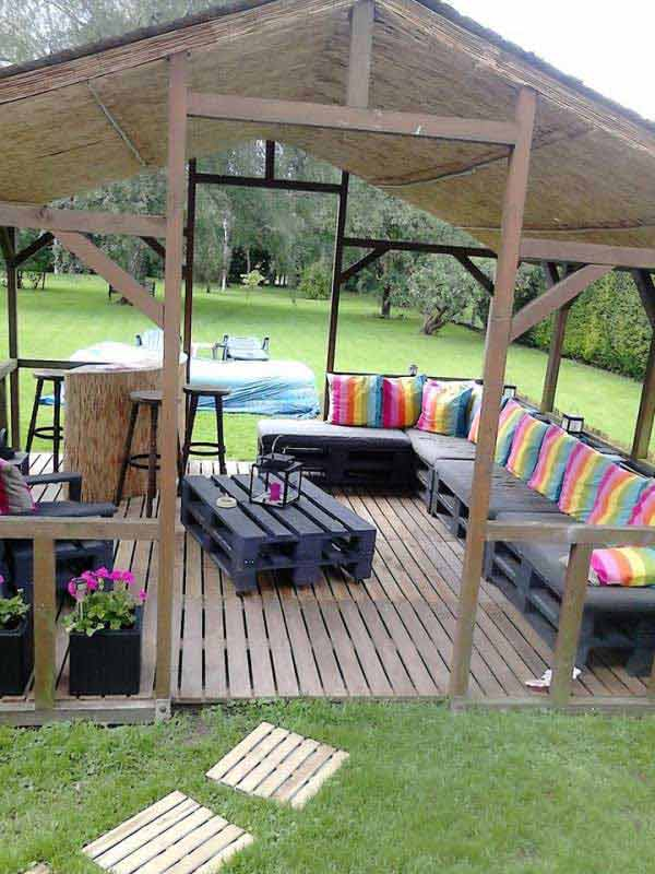 31 Creative Touches to Prepare Your Patio for Summer - homesthetics decor (31)