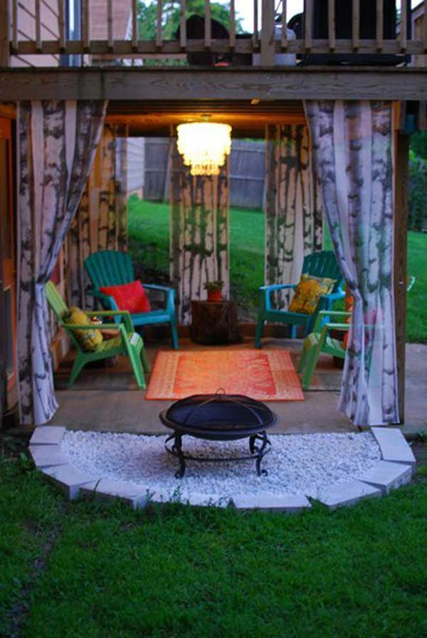 31 Creative Touches To Prepare Your Patio For Summer   Homesthetics Decor  (4)