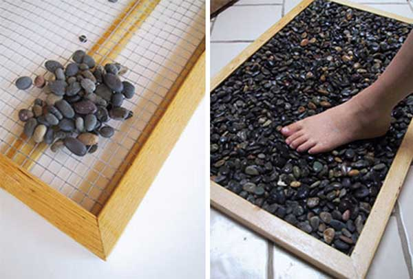 36 Examples on How to Use River Rocks in Your Decor Through DIY Projects homesthetics river rocks diy projects (31)