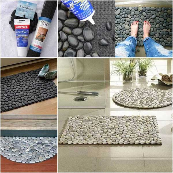 36 examples on how to use river rocks in your decor through diy projects 36 examples on how to use river rocks in your decor through diy projects homesthetics river solutioingenieria Choice Image