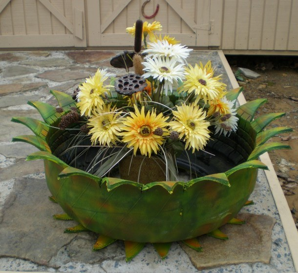 DIY Projects On How To Reuse Old Tires-homesthetics (11)