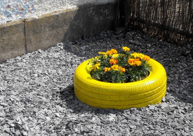DIY Projects On How To Reuse Old Tires-homesthetics (3)