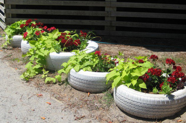 DIY Projects On How To Reuse Old Tires-homesthetics (4)