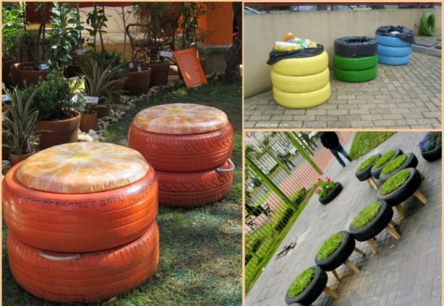 DIY Projects On How To Reuse Old Tires-homesthetics (7)