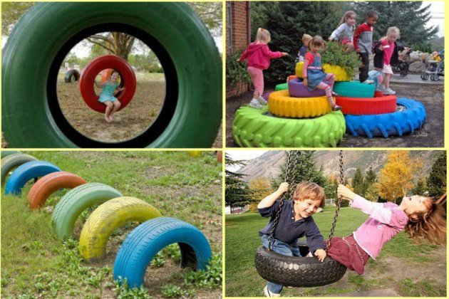 DIY Projects On How To Reuse Old Tires-homesthetics (8)
