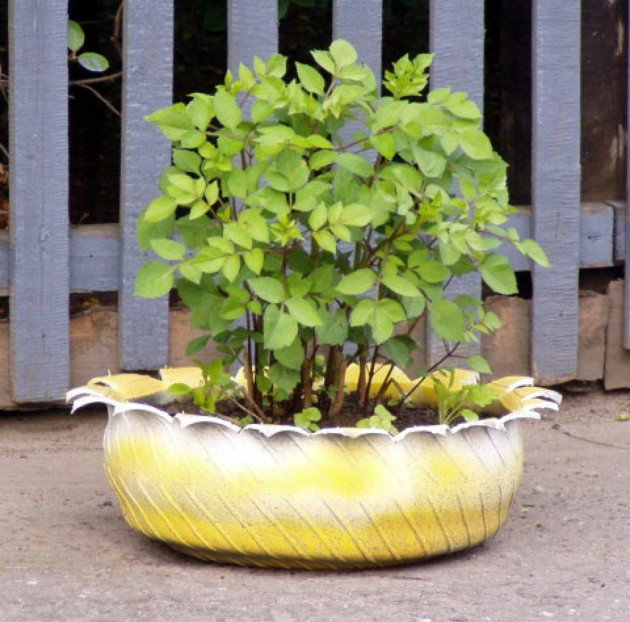 DIY Projects On How To Reuse Tires-homesthetics (24)