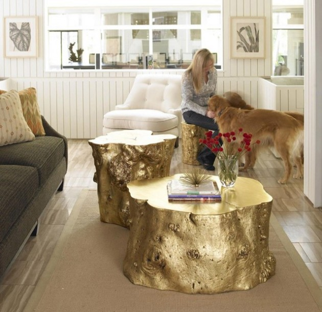 Magical DIY Tree Stump Table Ideas That Will Transform Your World homesthetics wood diy projects (1)