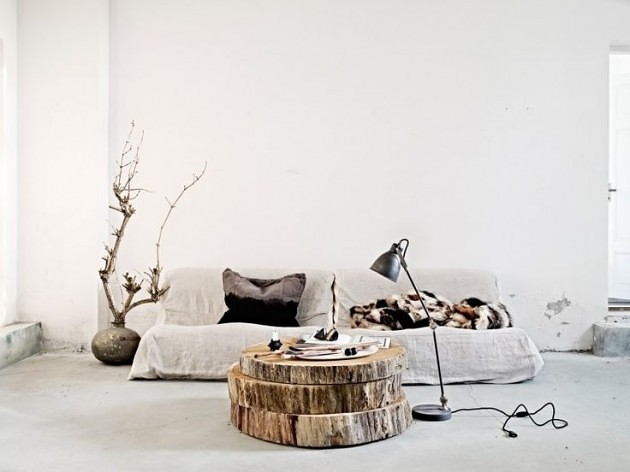 Magical DIY Tree Stump Table Ideas That Will Transform Your World homesthetics wood diy projects (14)
