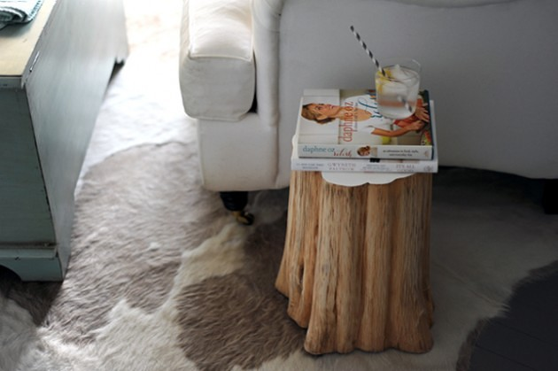 Magical DIY Tree Stump Table Ideas That Will Transform Your World homesthetics wood diy projects (5)