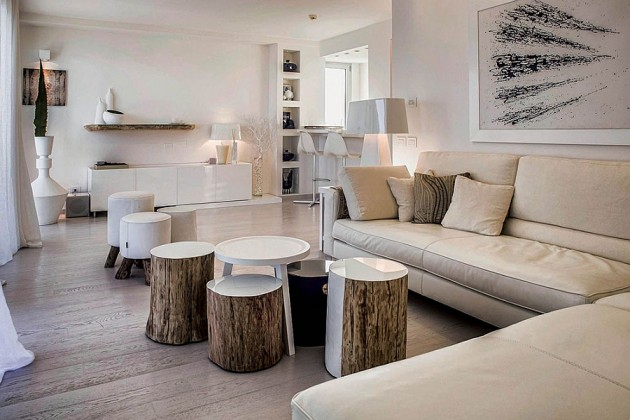 Magical DIY Tree Stump Table Ideas That Will Transform Your World  Homesthetics Wood Diy Projects (
