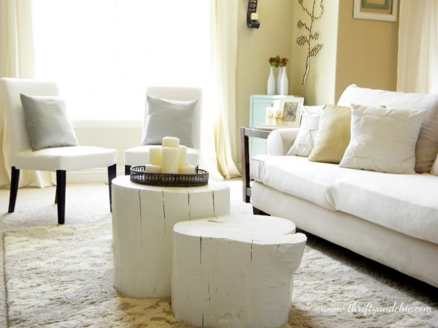 Magical DIY Tree Stump Table Ideas That Will Transform Your World homesthetics wood diy projects (9)