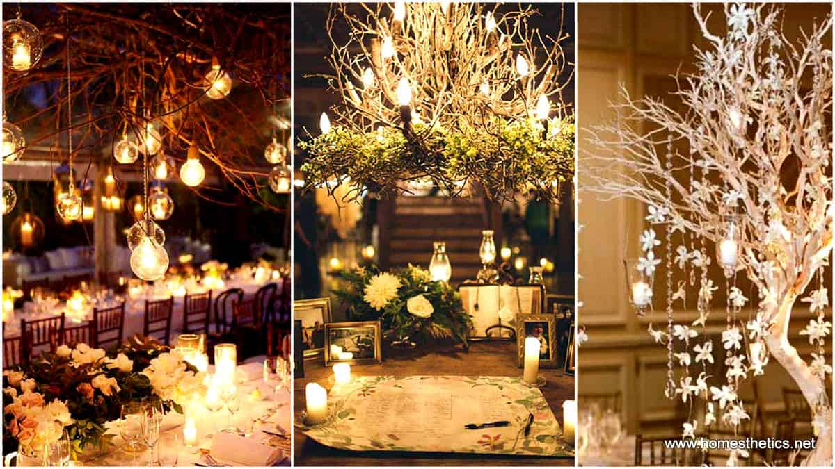 1 30 Sculptural DIY Tree Branch Chandeliers to Realize In an Unforgettable Setup
