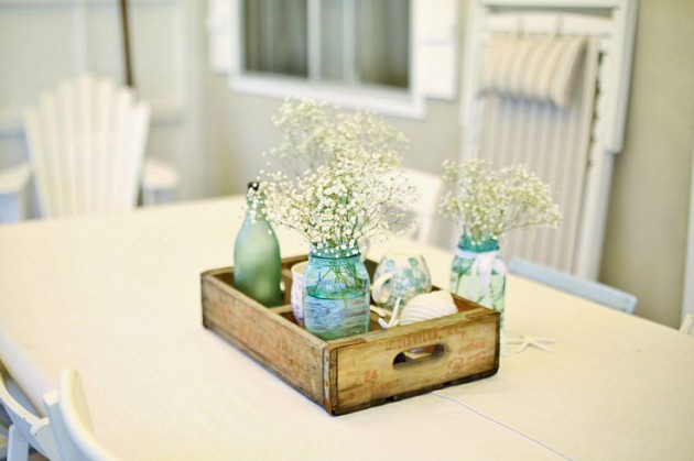12 Mesmerizing Beautiful and Fresh Summer Table Decoration Ideas homesthetics decor (9) & 12 Mesmerizing Beautiful and Fresh Summer Table Decoration Ideas