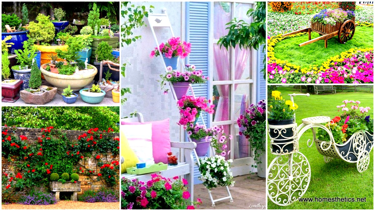 Beautiful Simple Garden Design Plans: 15 Beautiful And Attractive Gardening Design Ideas Torn