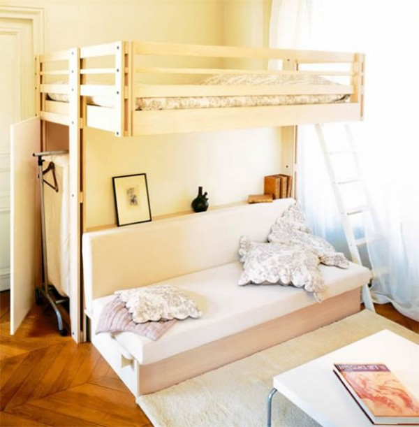 15 Ingeniously Smart And Functinable Bedroom Space Saving Solutions  Homestheitcs Bed Space Saving (5)