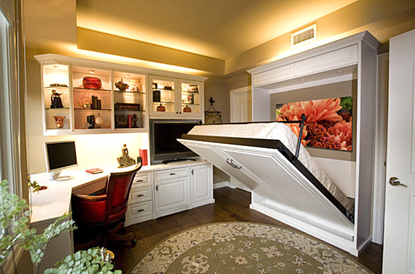 15 Ingeniously Smart and Functinable Bedroom Space Saving Solutions homestheitcs bed space saving (7)