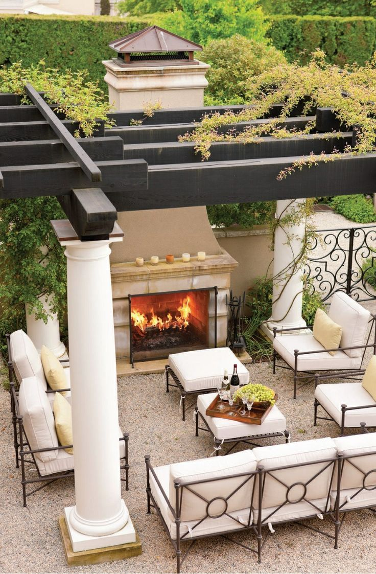 15 Of The Most Elegant Patio Designs You Have Ever Seen on Porch Backyard Ideas id=45589