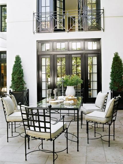 15 Of The Most Elegant Patio Designs You Have Ever Seen on Black And White Patio Ideas id=76005