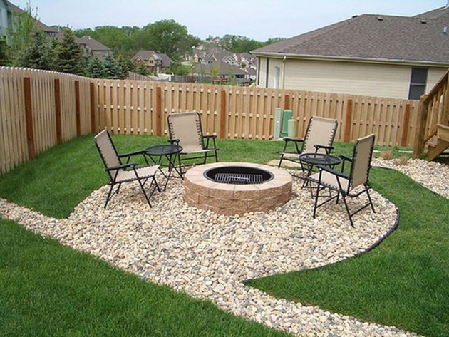 16 Backyard Landscaping Ideas That Will Beautify Your Household Through Simplicity homesthetics design (10)